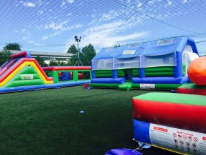 inflatable birthday parties bouncy castles